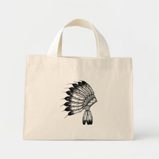 Sac toile collection indien
