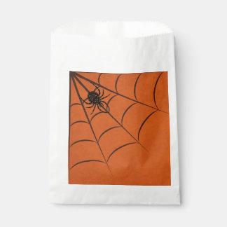 Sachets En Papier Araignée et Web