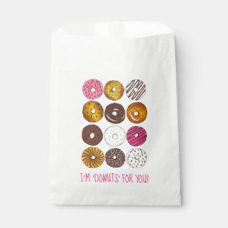 Sachets En Papier Butées toriques pour vous beignet douzaine de