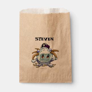 Sachets En Papier Faveur ÉTRANGÈRE 2 de Papier d'emballage de sac de