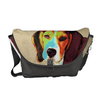 Sacoche Art de bruit de beagle