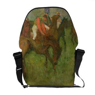 Sacoche Jockeys d'Edgar Degas |, 1886-90