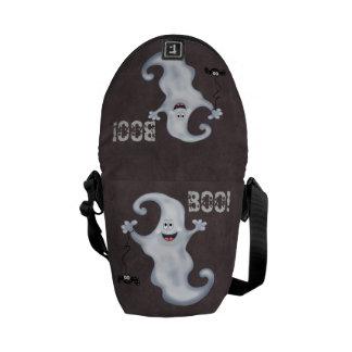 Sacoche Le fantôme de Halloween huent