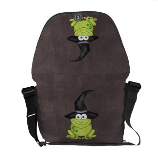 Sacoches Grenouille de Halloween