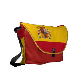 Sacoches Sac messenger espagnol à Rickshaw de drapeau