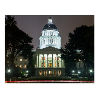 Sacramento, carte postale de CA