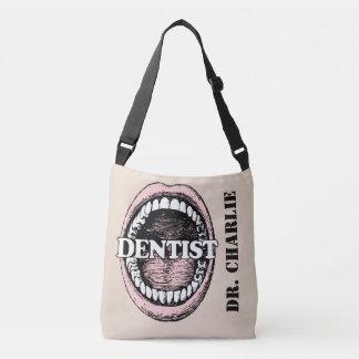 Sacs nommés faits sur commande de dentiste