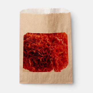 Sacs roses de faveur de Papier d'emballage