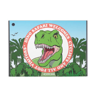 Safari de dinosaure de T Rex Étuis iPad Mini