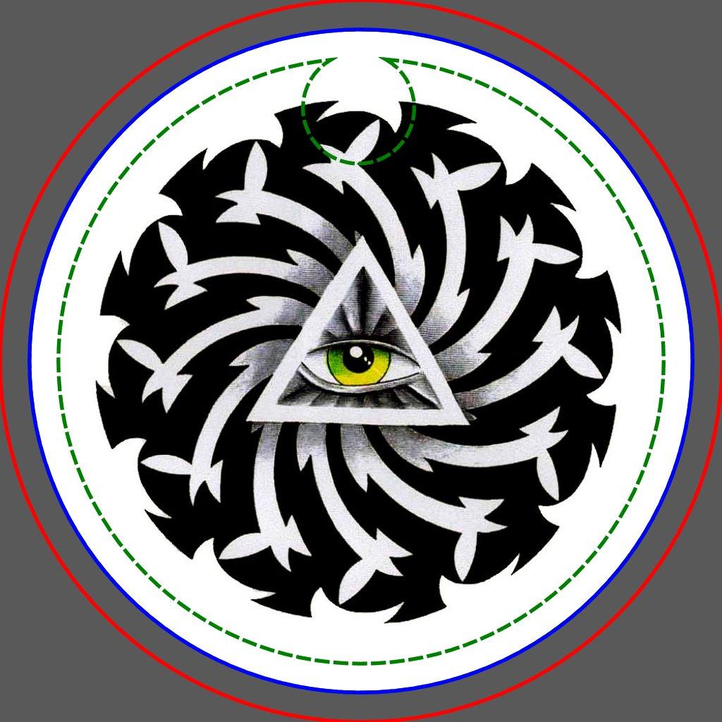 Troisieme Oeil Troisième Oeil de Symbole