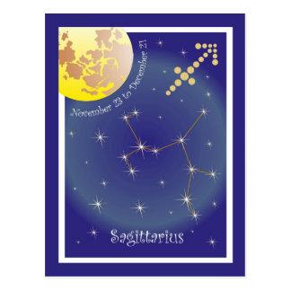 Sagittarius novembre 23 tonne December 21 carte