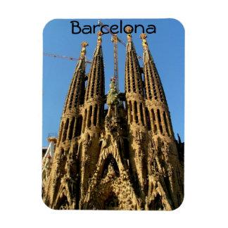 Sagrada Familia Magnets Souples