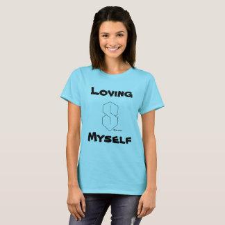 S'aimant T-shirt superbe de femme
