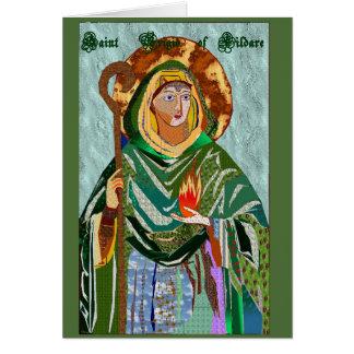Saint Brigid Carte