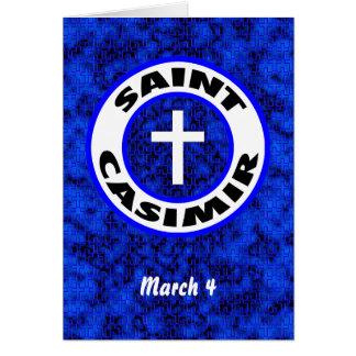 Saint Casimir Carte