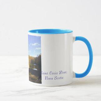 Saint Croix ; La Nouvelle-Écosse Mug