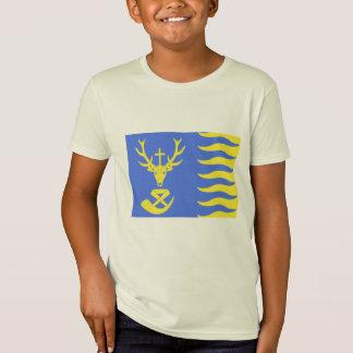 Saint-Hubert, drapeau de la Belgique, Belgique T-Shirt