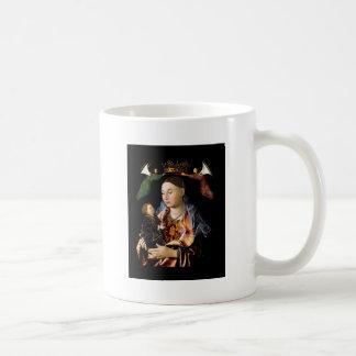 Salaison de Madonna et de l'enfant du Christ Mug