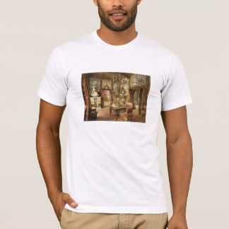 Salle à manger, château de Neuschwanstein, T-shirt