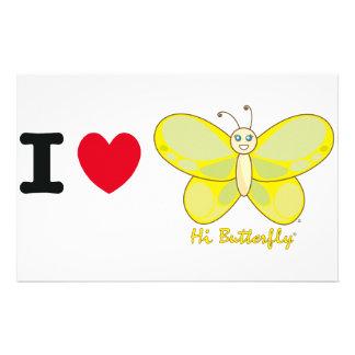 Salut papeterie de Butterfly®