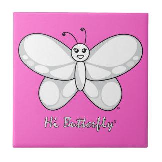 Salut tuile de Butterfly® Carreau