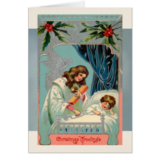 Salutations de Noël pour les cartes de nouvelle