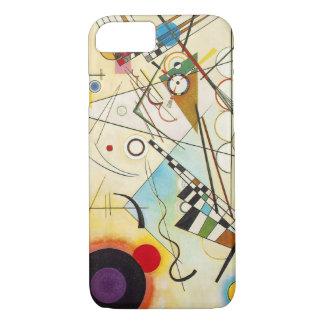 Samenstelling VIII iPhone 7 van Kandinsky hoesje