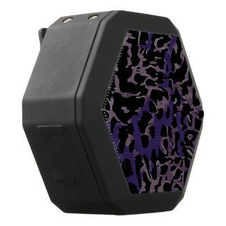 Samenvatting van de Jachtluipaard van de lavendel Zwarte Bluetooth Speaker
