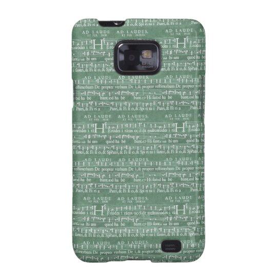 Samsung Galaxy S2 Case Caisse médiévale de la galaxie S2 de Samsung de ma