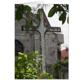 San Antonio De Padoue, Sulangan Carte