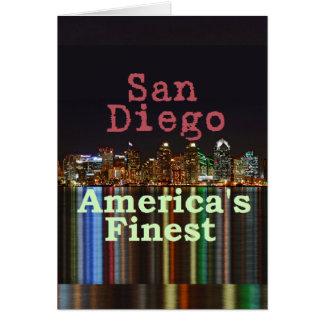 San Diego Carte