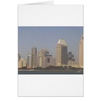 San Diego de Coronado Carte