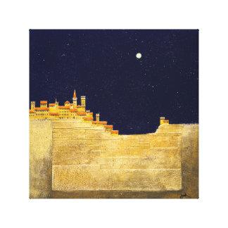 San Giminagno, copie de l'Italie sur la toile