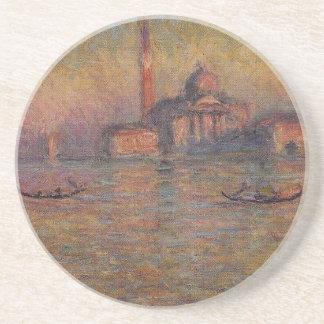 San Giorgio Maggiore 2 par Claude Monet Dessous De Verres