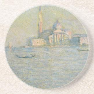 San Giorgio Maggiore 3 par Claude Monet Dessous De Verres