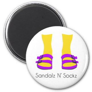 Sandalz N Sockz Aimant