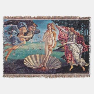 Sandro Botticelli - naissance de Vénus - Couverture