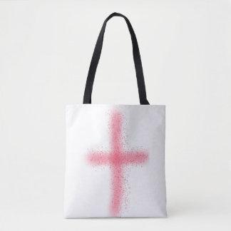 sang de sac croisé du Christ