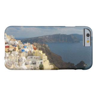 Santorini pendant l'après-midi Sun Coque Barely There iPhone 6