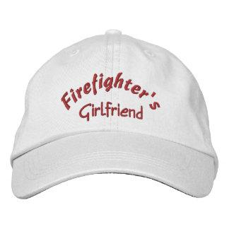 Sapeur-pompier, chapeau Amie-Brodé Casquettes De Baseball Brodées