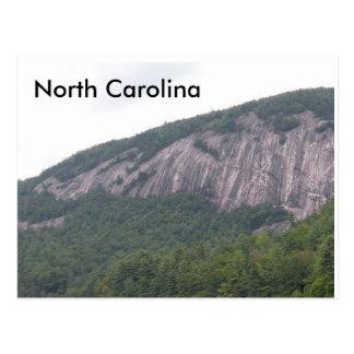 Saphir, carte postale de la Caroline du Nord