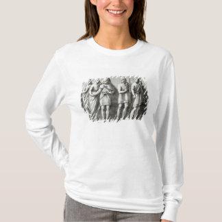 Sarcophage d'Etruscan T-shirt