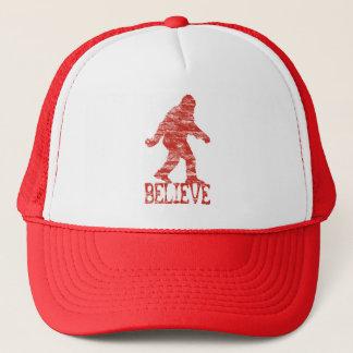 """Sasquatch a affligé """"croient"""" le casquette (rouge)"""