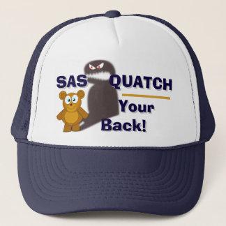 SasQuatch drôle votre casquette arrière de