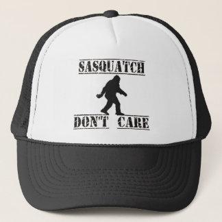 Sasquatch ne s'inquiètent pas le casquette