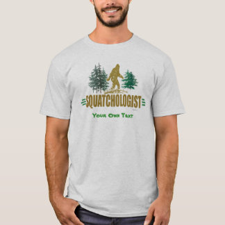 Sasquatching drôle, chasseur de Sasquatch T-shirt