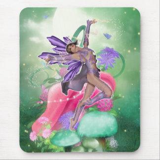 Saut pour la joie. art féerique tapis de souris