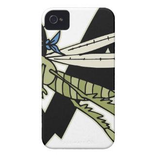 Sauterelle de piège coques Case-Mate iPhone 4