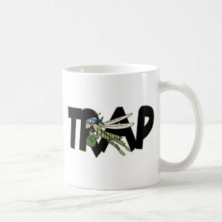 Sauterelle de piège mug