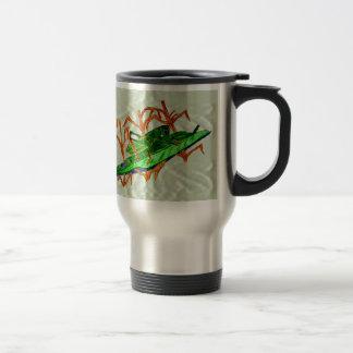 Sauterelle de repos mug de voyage
